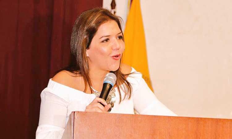 Lenín Moreno, María Fernanda Vicuña, Gobierno