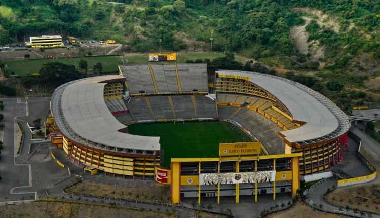 Barcelona, Estadio, Gremio, Copa Libertadores,