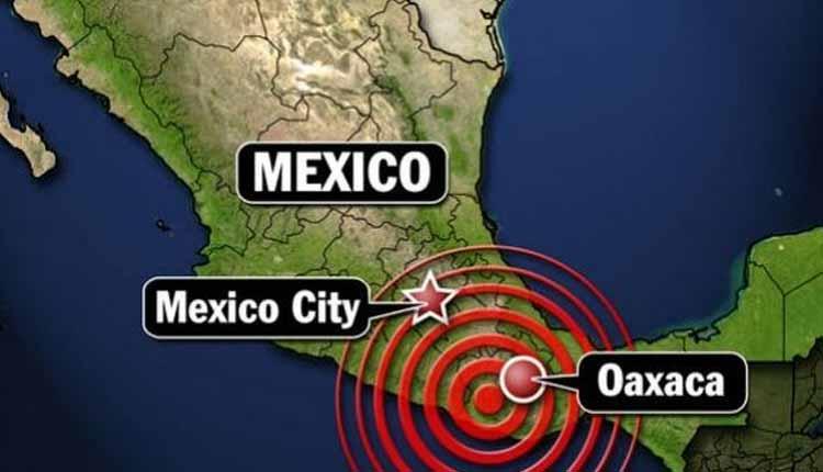 México, Oaxaca, Nuevo Sismo,