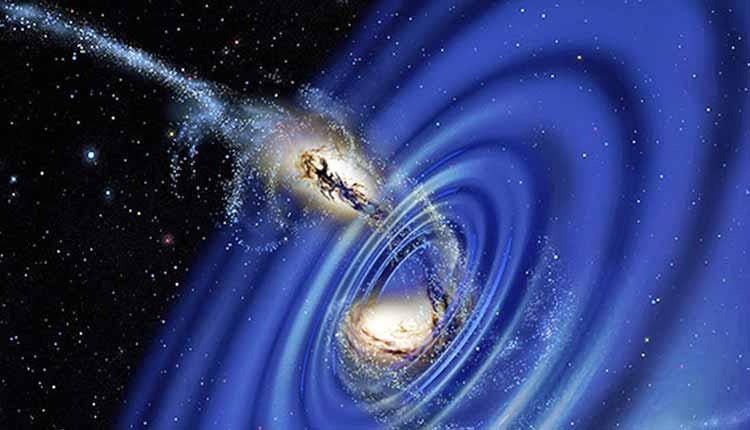 Universo, ondas gravitacionales, Ciencia,