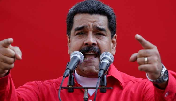 Nicolas Maduro, Venezuela, Gira Internacional,