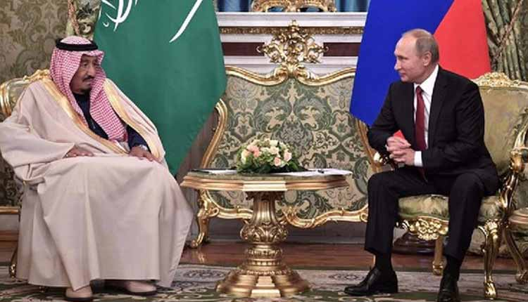 Rusia, Vladimir Putin, Arabia Saudita,