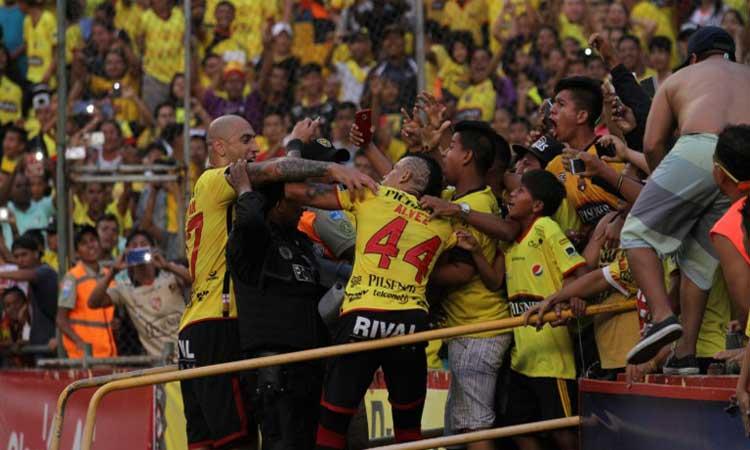 Barcelona SC, Clan Juvenil, Fútbol, Campeonato Ecuatoriano de Fútbol, Resutlado