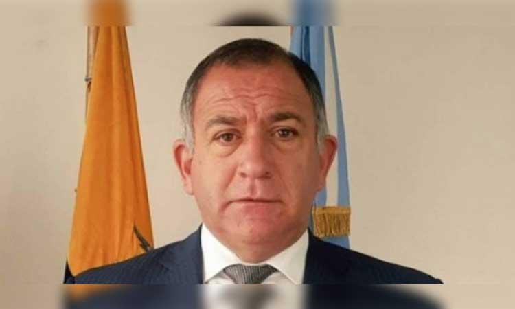 Cancillería del Ecuador, Ecuador, Argentina, Luis Juez