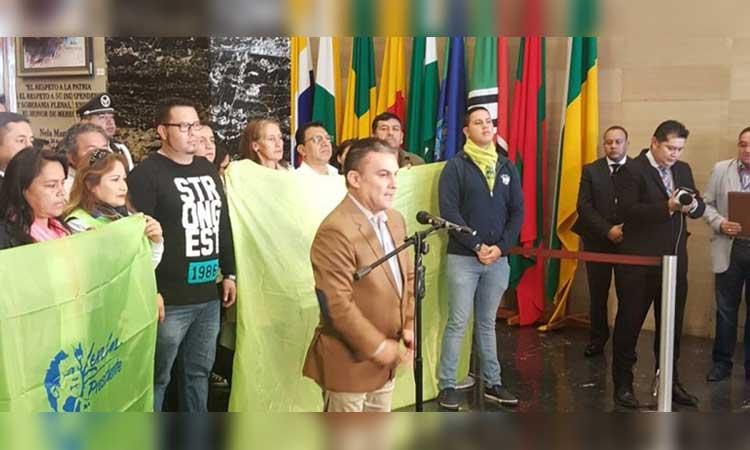 José Serrano, Lenín Moreno, Alianza PAÍS, Política