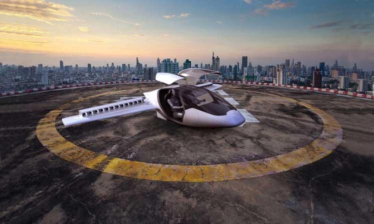 NASA, Uber, Transporte Aéreo, Tecnología