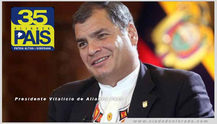 Rafael, Correa