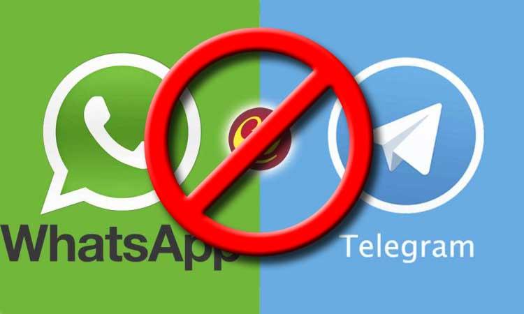 Afganistám, WhatsApp, Telegram, Bloqueo Redes Sociales