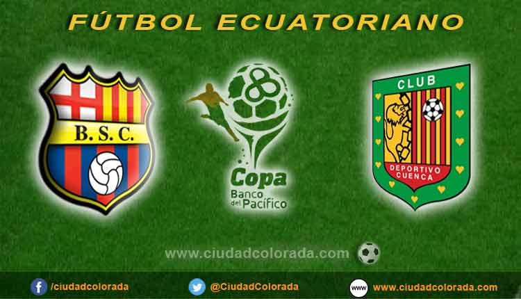 Barcelona SC vs Deportivo Cuenca