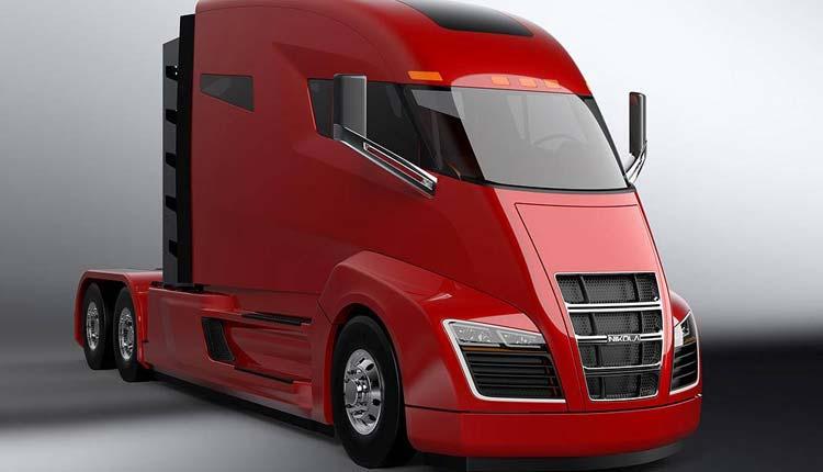 Camión Eléctrico, Tesla, Tecnología,