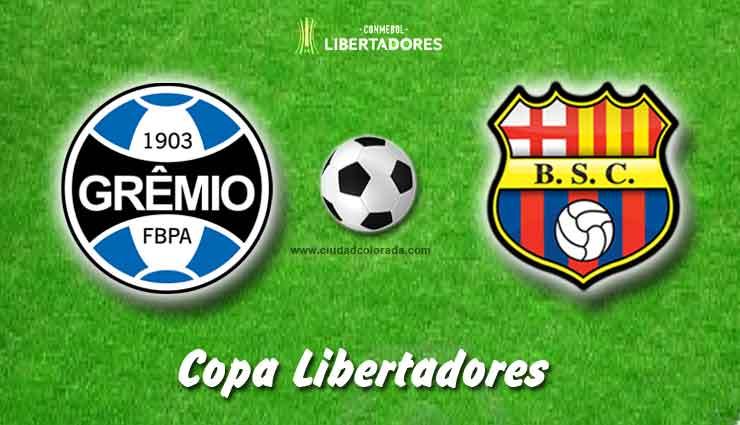 Gremio vs Barcelona