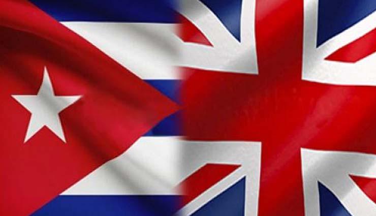 Cuba, Reino Unido, Politica,