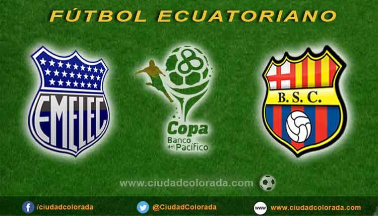 Emelec vs Barcelona, Clasico, Futbol,