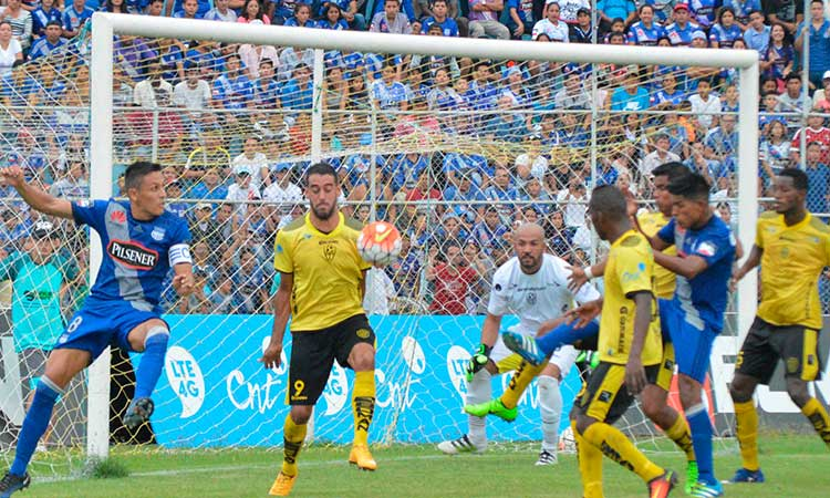 Emelec, Fuerza Amarilla, Fútbol, Campeonato Ecuatoriano,