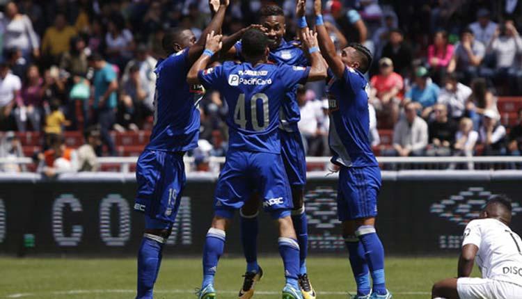 Emelec, Fútbol, Liga de Quito,