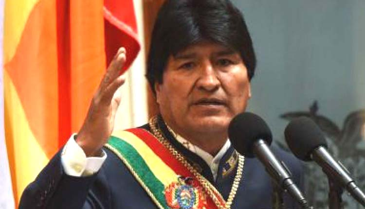 Evo Morales, Bolivia, Tribunal Constitucional Plurinacional,