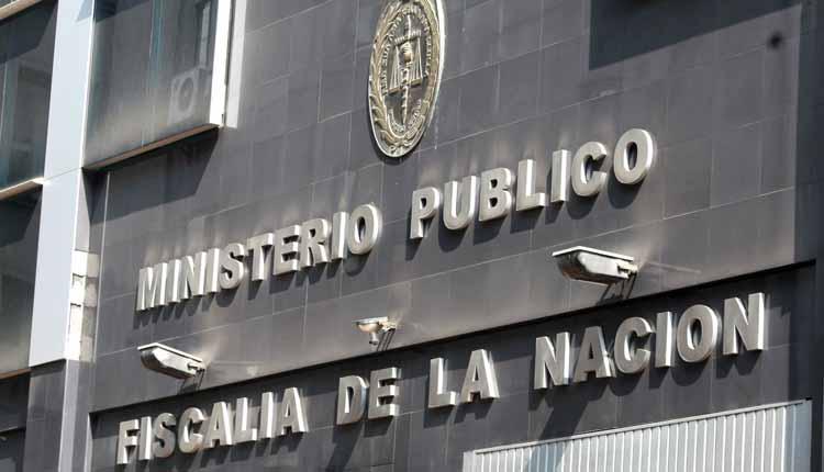 Fiscalia Peruano, Judiciales, Lavado de Activos,