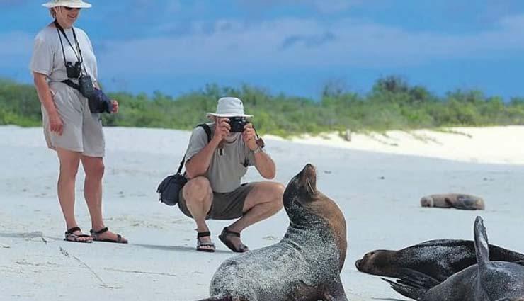 Galápagos, Turismo,
