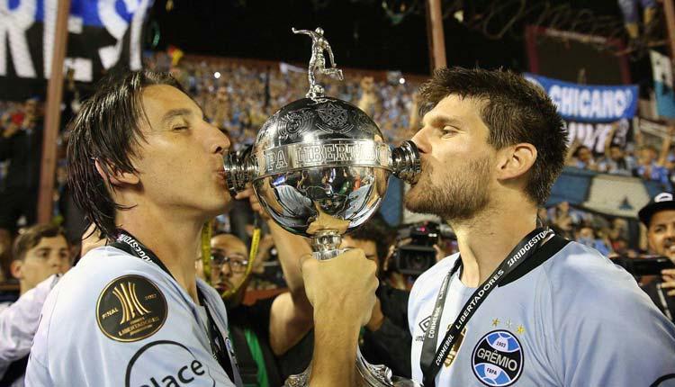 Gremio, Copa Libertadores, Campeón,