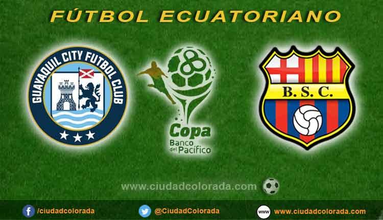 Guayaquil City vs Barcelona