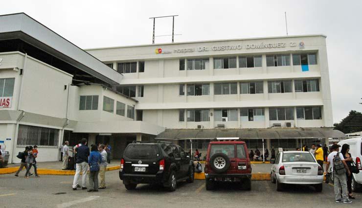 Hospital Gustavo Dominguez, Salud, Santo Domingo,