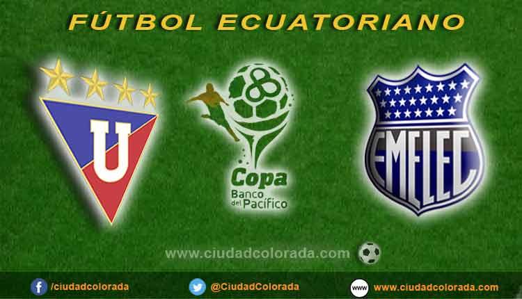Liga de Quito - Emelec