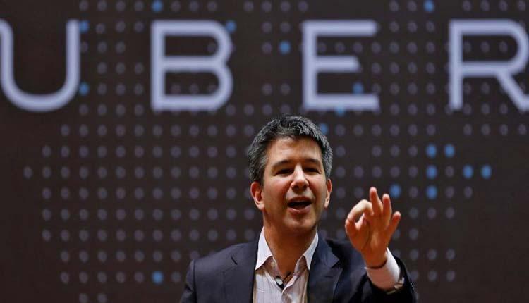 Presidente Uber, Internet,