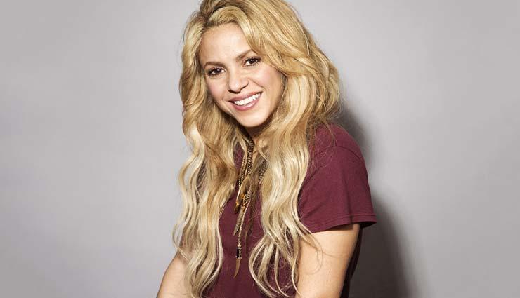 Shakira, Cantante,