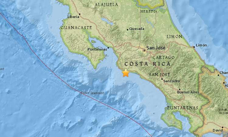 Sismo, Costa Rica, Terremoto, Desastres Naturales
