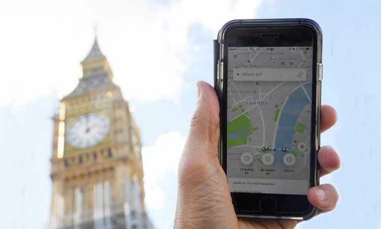 Uber, Londres, Demanda, Salario