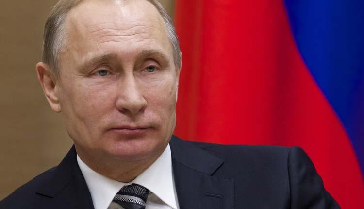 vladimir Putin, Rusia,