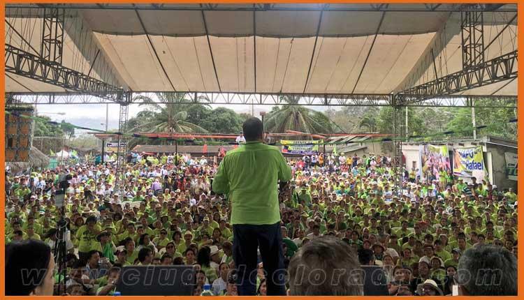 La VII Convención Alianza PAIS se realizó en Esmeraldas