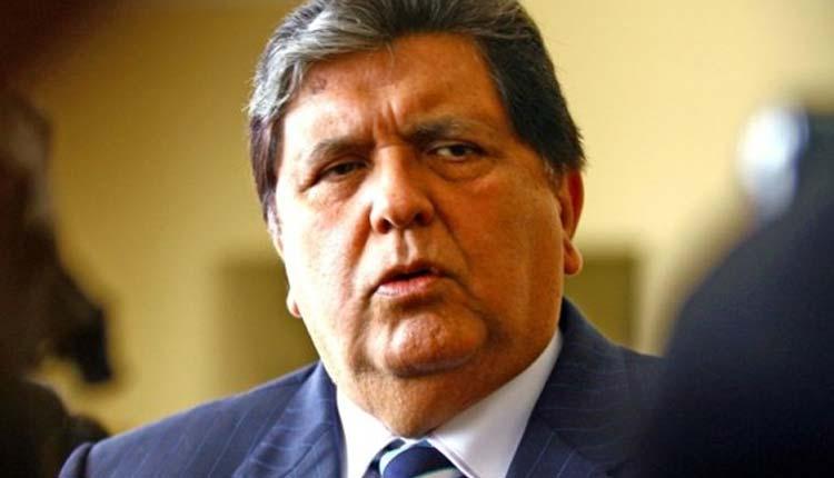 Alan Garcia, Perú, Política, Judiciales,