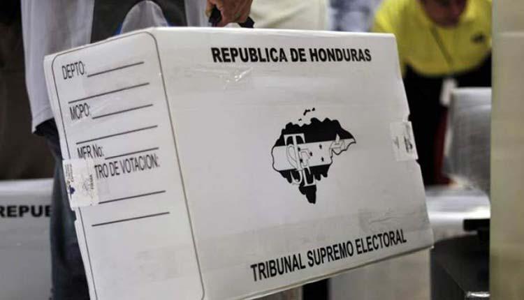 Elecciones, Honduras, TSE,