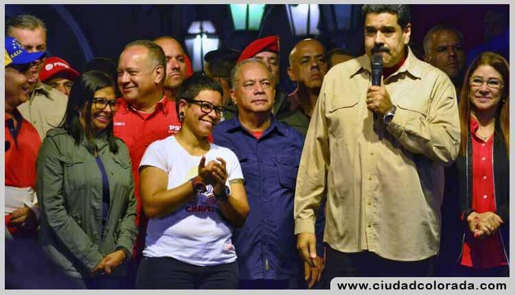 Chavismo arrasa en elecciones de alcaldes en Venezuela