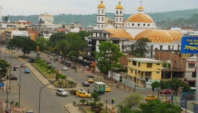 Manabi, Ecuador, Temblor,