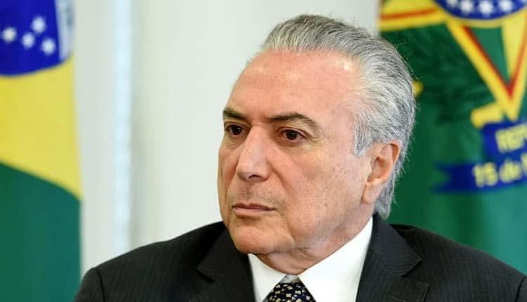 Michel Temer, Brasil, Corrupción,