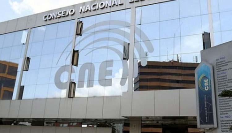 CNE Ecuador, Consulta Popular,