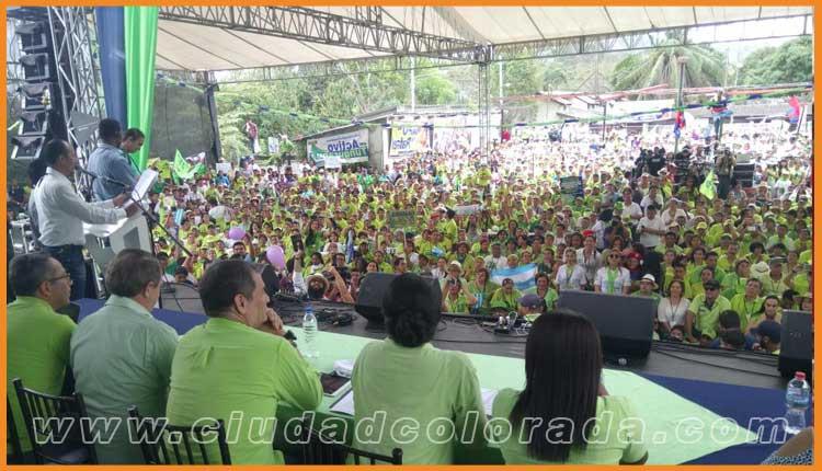 Convención Nacional de Alianza PAIS