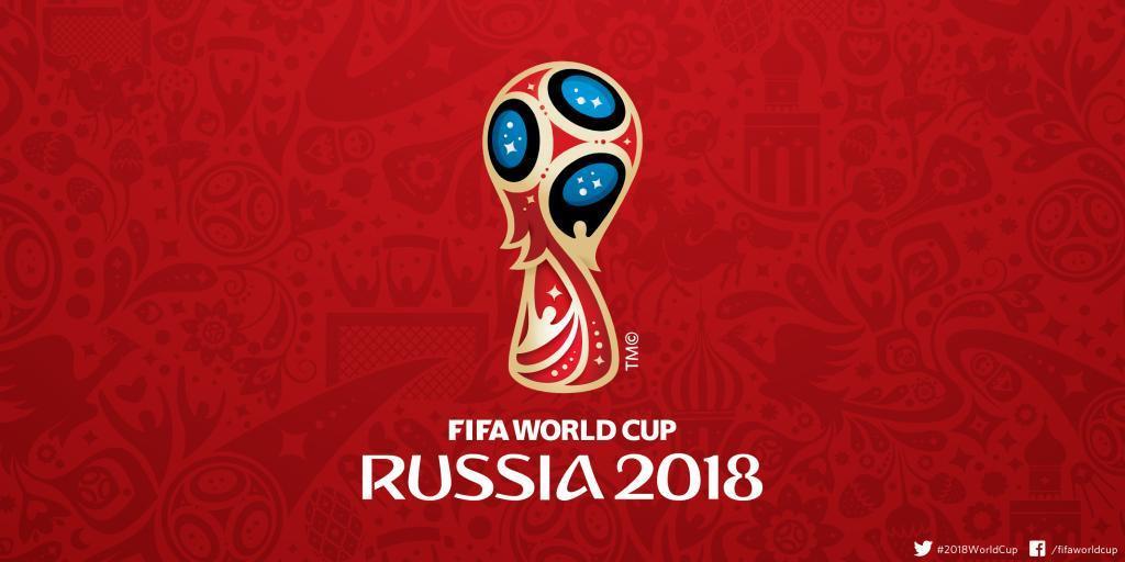 Rusia 2018 Copa del Mundo del Fútbol