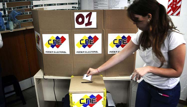 Elecciones, Venezuela, CNE,