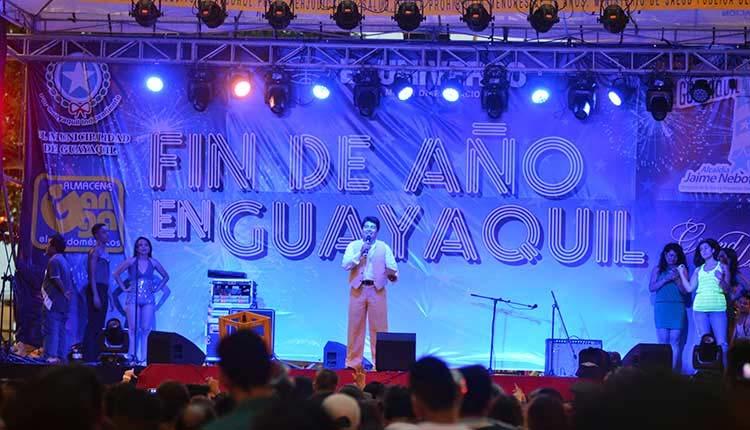 Guayaquil, Municipio, Fin de Año,