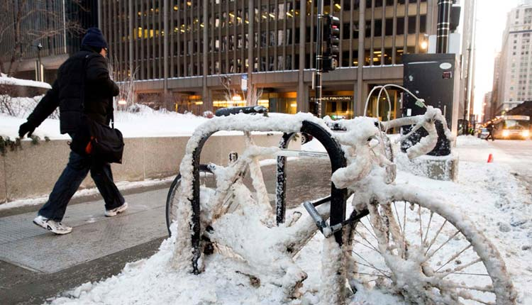 Frío Extremo, Canadá, Estados Unidos,