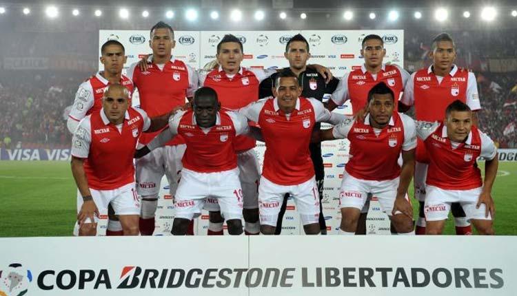 Independiente Santa Fe, Fútbol, Copa Sudamericana,