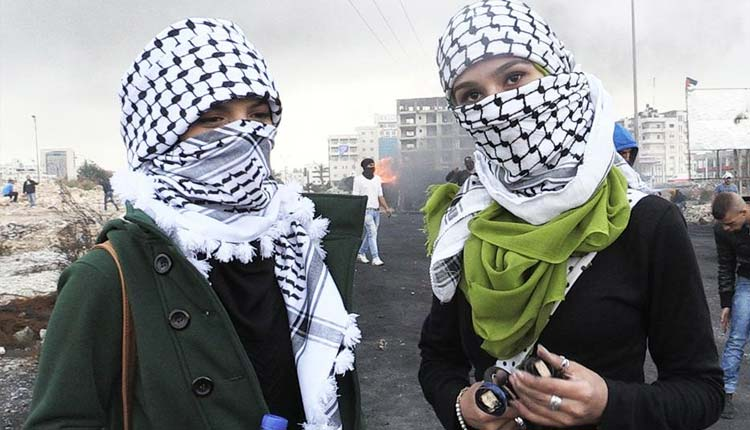 Intifada, Palestina,Mundo,