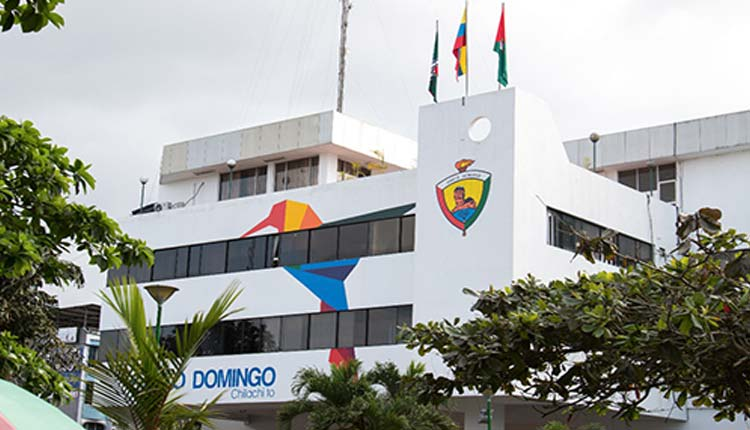 Municipio, Santo Domingo,