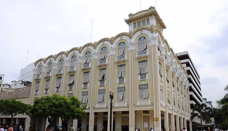 Municipio, Guayaquil, Ecuador,