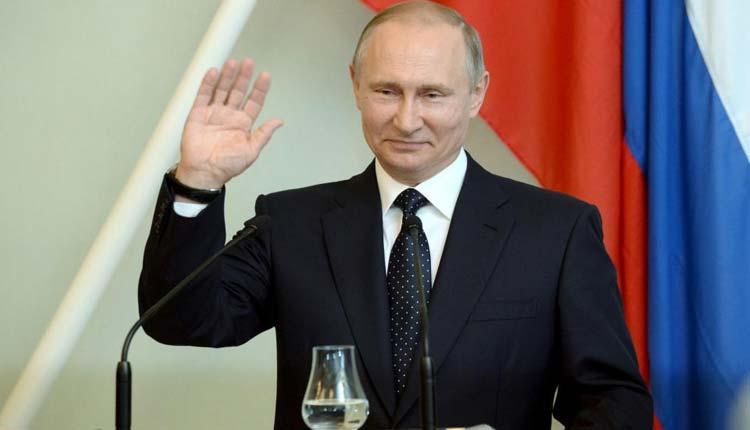 Vladimir Putin, Rusia, Elecciones,