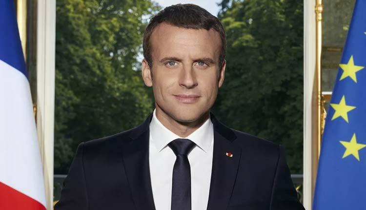 Emmanuel Macron, Política, Mundo,
