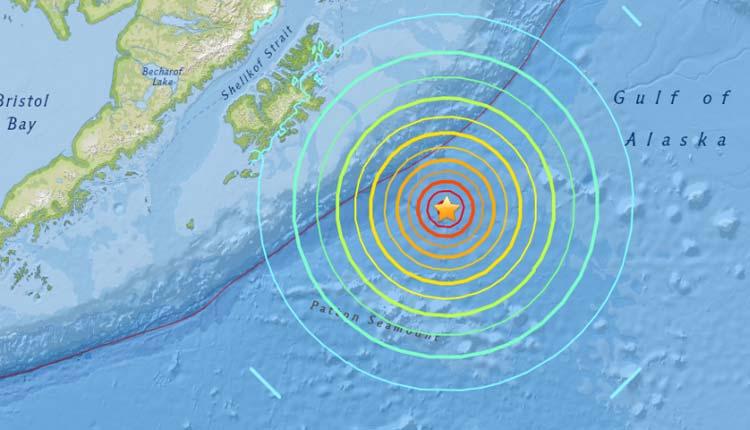 Tsunami, Alaska, Canadá, Estados Unidos,